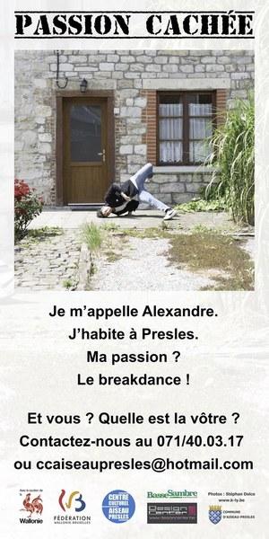 bâche Alexandre