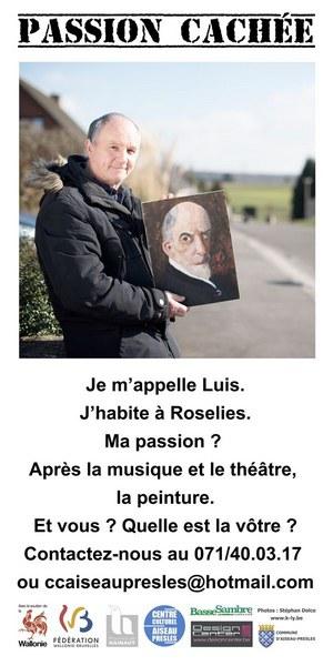 bâche Luis