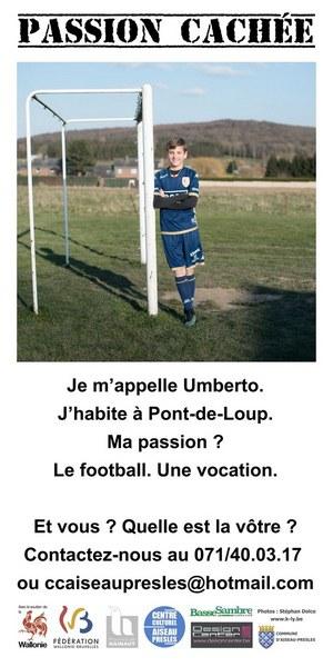 bâche Umberto