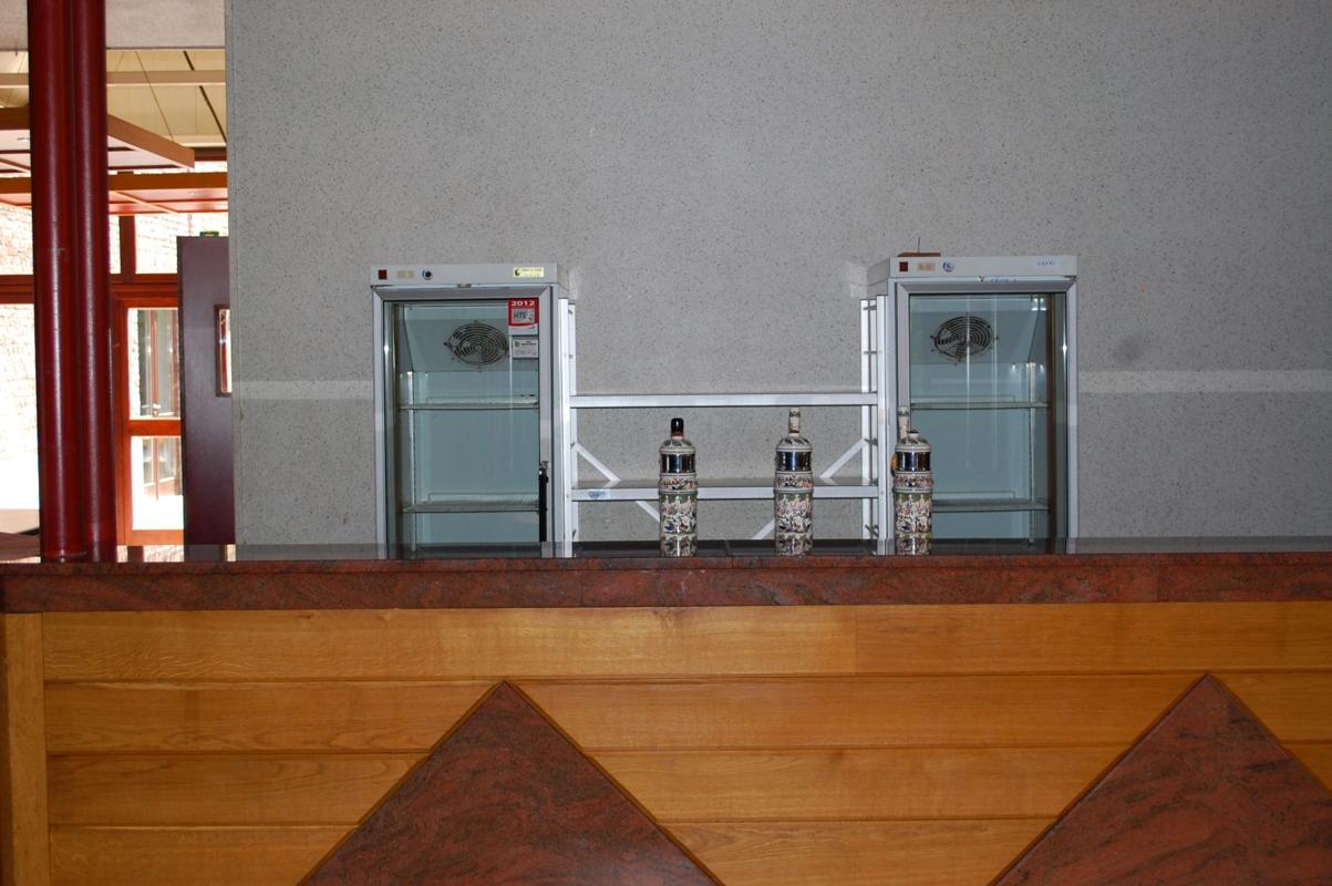 6.6 Grande Salle bar