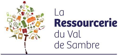 logo ressourcerie val sambre